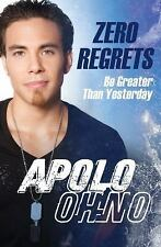 Zero Regrets: Be Greater Than Yesterday, Motivational, Biographies, Olympic Game