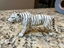 Schleich White Siberian Tiger Big Cat Wildlife Figure 2007 Retired 14382