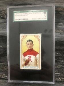 1911-12 C55 Imperial Tobacco Bert Lindsay Rookie #21 Card SGC 5 EX