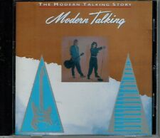 "MODERN TALKING ""STORY"" ITALO BOHLEN THOMAS ANDERS RODRIGUEZ KOREA ED CD 1988"