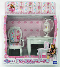Takara Tomy Licca Doll Princess Chair & Table <doll not included> (852858) NZA