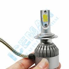 2x Renault Megane Scenic H7 Super White Bright LED Car Headlight Headlamp Bulbs