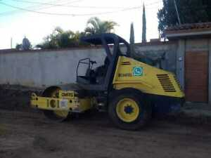 Bomag Bw177d Smooth Double Drum Roller Compactor
