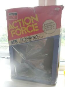 1981 Palitoy Action Force af5 multi mission vehical box only