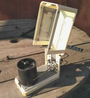 Meteorological Thermograph M 16 A Vintage Russian Soviet USSR