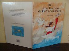 BD - Kim in het land van de kartonnen dozen - Tanja Székessy - Comme NEUF
