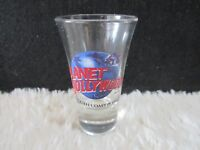 "Planet Hollywood ""South Coast Plaza, CA"" Fluted 3.25"" Shot Glass"