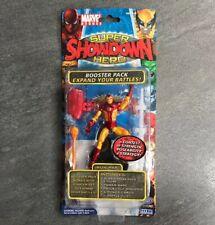 Marvel Heroes - Super Showdown Hero - Iron Man - Toy Biz 2005 Sealed