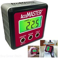 Magnetic Digital Level Angle Finder Inclinometer Bevel Gauge Water Resistant