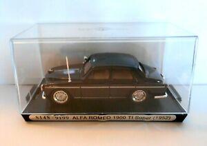 MODELLINO ALFA ROMEO 1900 TI SUPER (1952) 8148 - 9199  SCALA 143 BRUMM