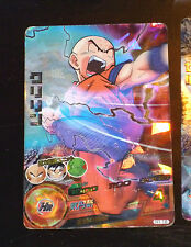 DRAGON BALL Z GT DBZ HEROES PART 3 PROMO CARD PRISM CARTE H1-16 SR DBH JAPAN **