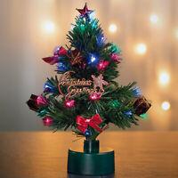Mini Albero di Natale con Luci LED