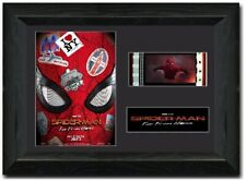 Spider-Man: Far From 35 mm Film Cell Display Stunning Framed L@@K S3