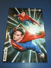 Superman #31 Lee Variant NM Gem wow