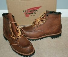 Red Wing for J.Crew Roughneck Men's Boots Size 8  YUMA, NEW Shoes G8897