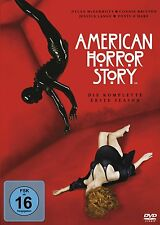 4 DVD-Box ° American Horror Story ° Staffel 1 ° NEU & OVP