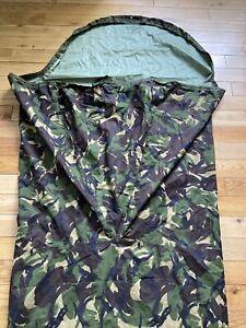 New Genuine British Army Gore-Tex Bivi Bivvy Bag Woodland Camo DPM