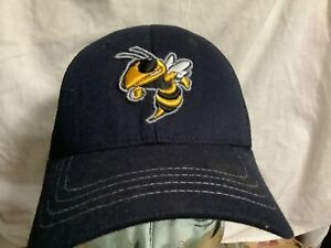 Middlesboro yellow jackets high school hat Zephyr ZHATS Z Brand fitted M/L