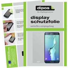 6x Samsung Galaxy S6 Edge+ Plus Display Pellicola Prottetiva Antiriflesso