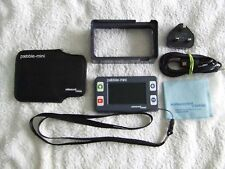 """Enhanced Vision Portable Low Vision Magnifier - Pebble Mini with 3"""" Screen"""