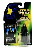 Star Wars The Power of The Force (Euro) - Emperor Palpatine Action Figure