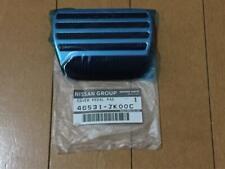Genuine Nissan  FOOT BRAKE FLOOR PEDAL PAD 46531-JK00C F/S