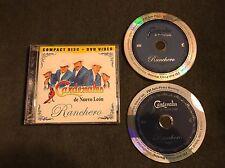 Ranchero by Los Cardenales de Nuevo Leon (CD, Apr-2005, Disa)