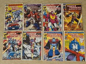 Transformers Regeneration One #0, 81-100 (2012) COMPLETE RUN + bonus - VF/NM