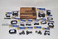 Land Rover Discovery 1 200/300Tdi & V8  Full Black  Polyurethane Bush Kit DC7100
