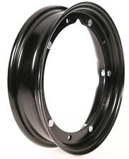 Matt Black Vespa Wheel Rim Split Rims PX LML T5 PK Rally Super Stella Star