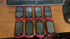 LG C395 AT&T Cell Phone ( Lot of 8 )  ~!~ FREE SHIPPING ~!~