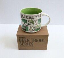 Starbucks Oklahoma Ceramic Mug 14 fl oz Been There Series