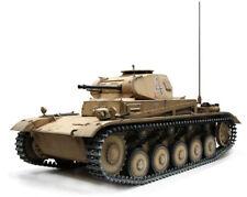 Dragon Action Figure WWII German #71455 Pz.Kpfw.II Ausf.C DAK Factory Built 1/6