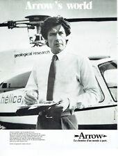 Publicité advertising 118  1980   chemise homme Arrow