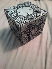 working hellraiser puzzlebox replica pinhead lament configuration silver series