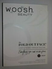 Woosh Beauty The Fold out Face 5 Deep Complete Daily Makeup Routine