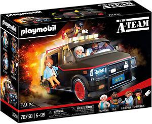 Playmobil 70750 The A-Team Van Vorbestellung NEU / OVP