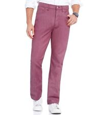 Levi's 501® Shrink to Fit Button Fly Men's Jeans 34x30 WOT Color Grape Kiss