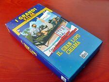 VHS.12) IL GRAN LUPO CHIAMA - CARY GRANT