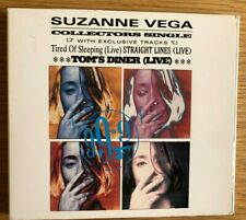 99.9 F° - Suzanne Vega  Collectors CD Single (AMCDR 0085 Ninety Nine Point Nine)