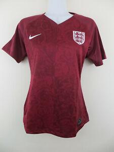 Nike Womens England Lionesses 2019-20 Away Football Shirt Ladies Medium M