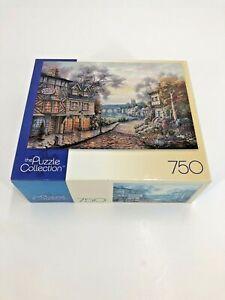 Roseart Willow Lane Carl Valente 750 Piece Jigsaw Puzzle NIB Sealed