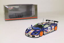 Minichamps; McLaren F1; 1995 Le Mans 4th, Blundell, Bellm, Sala; Excellent Boxed