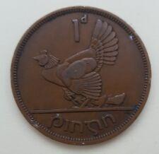 1949 Irlanda in EIRE 1d ONE PENNY COIN-alta qualità
