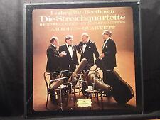 L.v. Beethoven - Die Streichquartette / Amadeus-Quartett   10 LP-Box