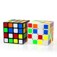 4x4x4 Zauberwürfel Cube Intelligenz Speed Magic Dreh 3D Cube Farbe Spielzeug