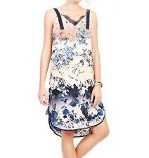 Adelyn Rae Frances Floral Slip Dress Small S Sleeveless NWT $94