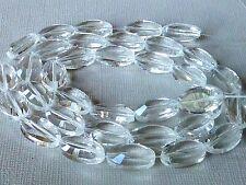 25 Perlen im Metall Look alt gold NEU 16 x 12 mm oval Tischdeko Kette fädeln