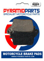 Rear Brake Pads for Yamaha YZF-R1 (60th Anniversary Edition) 2016