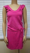 TONIC Brand Martina Hingis Fuchsia Tennis Dress Yoga Womens Sz Medium